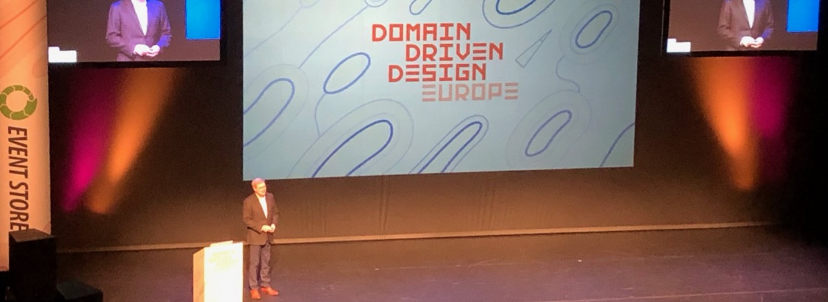 DDD Europe 2019 was a BLAST!!